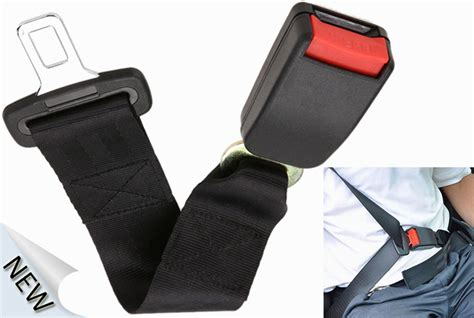 Accesories Panel Tutup Lobang Panel Extension 22mm 36cm adjustable car auto safety seat belt seatbelt extension extender buckle kid ebay