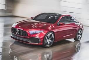 Daimlerchrysler Mercedes Mercedes A Sedan Concept Premiere In Shanghai