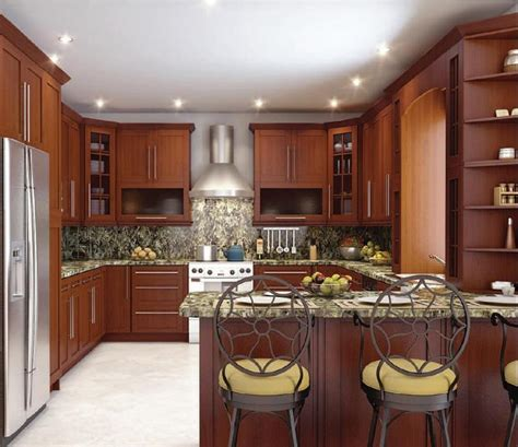 48 Beautiful Kitchens 52 u shaped kitchen designs with style page 10 of 10