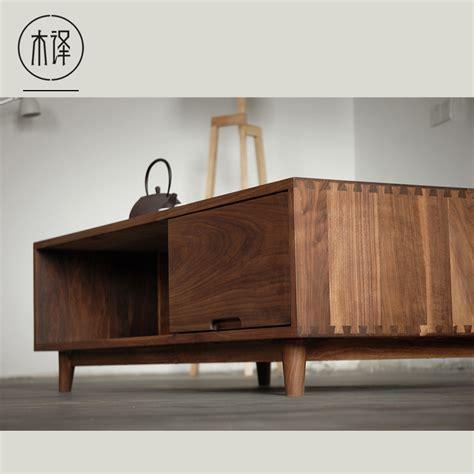 Minimalist Wooden Desk And Wood Translation Wood Black Walnut Wood Furniture Oak Wood