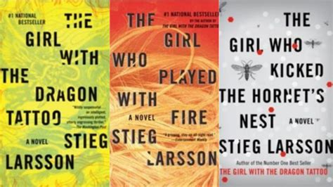 girl with the dragon tattoo series stieg larsson s millennium series will get a fifth book