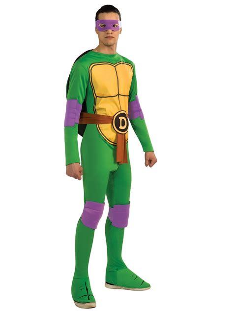 sexy ninja turtle halloween costume adult teenage mutant ninja turtles donatello costume