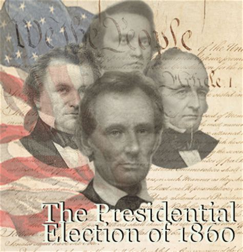 what day did abraham lincoln became president road to civil war election of 1860 and secession in ga