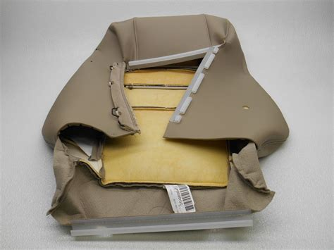 2002 honda accord seat covers new oem 2000 2002 honda accord coupe leather seat