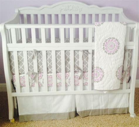 Dahlia Crib Bedding Pottery Barn Dahlia Nursery Bedding Nursery Nurseries Nursery Bedding And