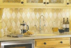 How To Tile A Backsplash In Kitchen Ceramic Tile Backsplashes These Golden Colored Ceramic Tiles