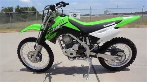 Rasio Kawasaki 150 Racing 3 399 2016 kawasaki klx140l overview and review