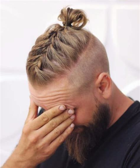 viking hairstyles and what they mean 45 cool and rugged viking hairstyles menhairstylist com