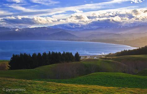 Landscape Photography New Zealand South Island Landscape Kaikoura South Island New Zealand