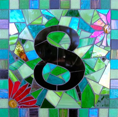 mosaic house number designs l a mosaic gifts handmade mirrors mosaics and jewellery mosaics gallery