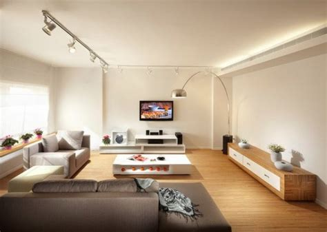 living room track lighting 13 ways to make a ceiling look higher