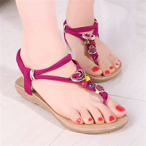 17 Most Fabulous Flat Shoes For Summer by Sandals 2016 Shoes Flats Sandals Summer Shoes