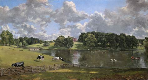 Landscape Artists Constable Painting Constable Ctd