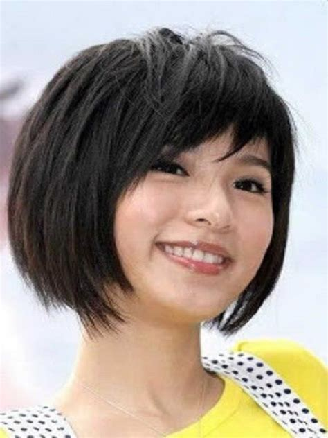 haircuts for japanese straightened hair 20 best images about hair on pinterest wispy bangs