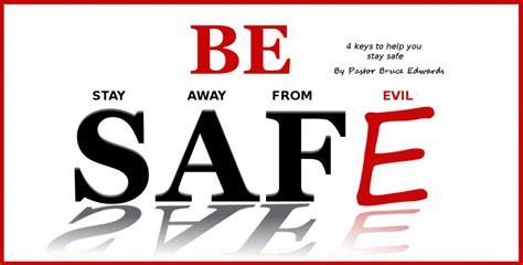 stay   evil      stay safe