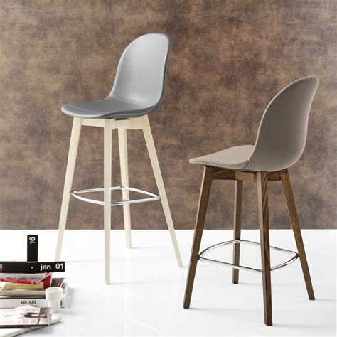 calligaris bar stools uk connubia calligaris academy bar stool wood legs