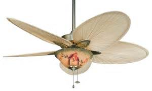 Tropical Style Ceiling Fans Windpointe Ceiling Fan Tropical Ceiling Fans