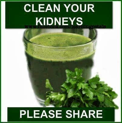 Is Detoxing For Your Kidneys by Missclinic Clean Your Kidney Juices And Smoothies