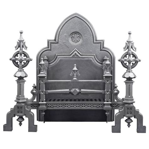 ornate antique revival cast iron