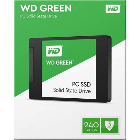 Jual Wd Green Ssd 240 Gb Sata Bergaransi wd green 240 gb 2 5 quot solid state drive sata gts amman