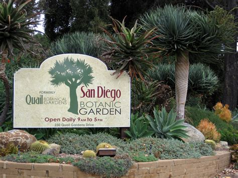 21 Things To Do With Kids In North County San Diego This Botanic Garden San Diego