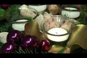 Weihnachtsgestecke Selber Machen Anleitungen by Weihnachtsgestecke Selber Machen Ideen In Violett