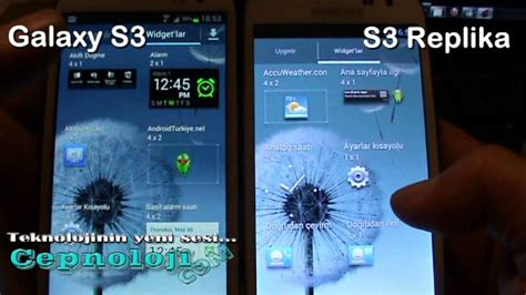 Samsung Galaxy Tab 2 Replika samsung galaxy s3 vs galaxy s3 replica