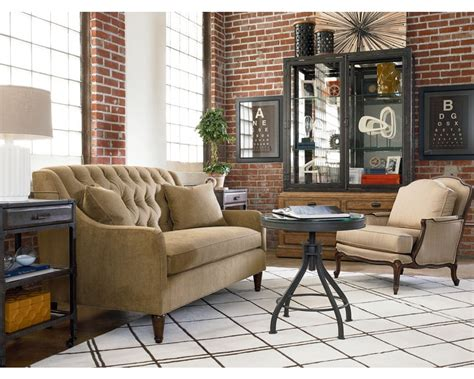 Thomasville Living Room Chairs Barcelona Settee Living Room Furniture Thomasville Furniture