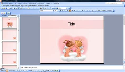 microsoft powerpoint 2003 templates download free