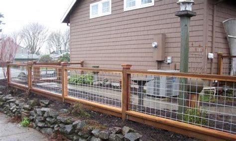 hog wire fence designconstruction resources hog wire