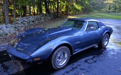 corvette f f s 1975 corvette steel blue metallic corvetteforum