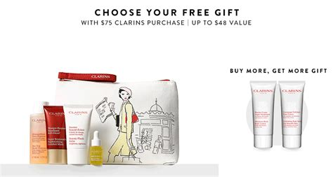 Gwp Alert Free Clinique Custom 3 Step Skincare Set by Beautiful Estee Lauder Gift With Purchase At Boscov