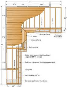 deck building plans australia woodplans
