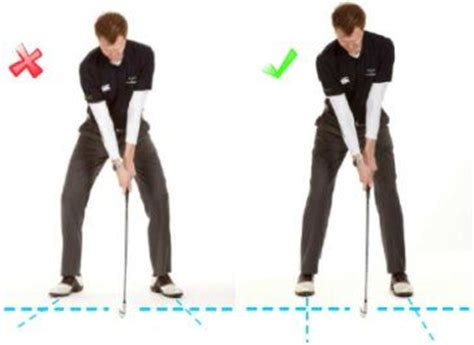 beginning golf swing best 25 golf stance ideas on pinterest