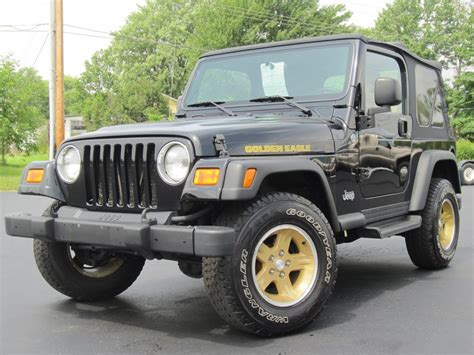 2006 Jeep Wrangler Golden Eagle 4 0l 6 Speed 4x4 Sold