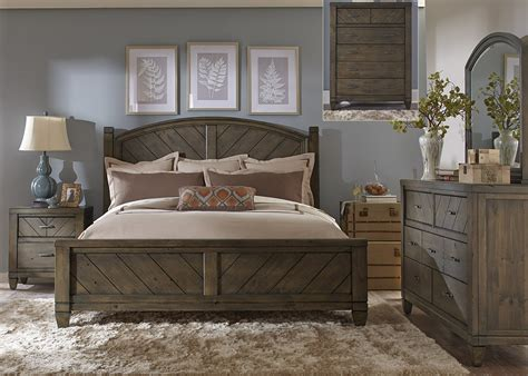buy modern country bedroom set by liberty from www