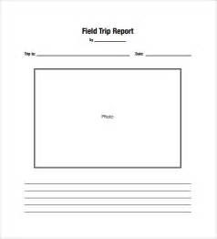 field trip report template trip report template 14 free documents in word
