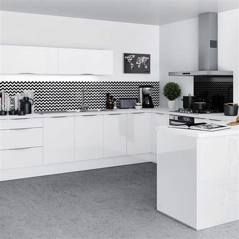 Plan De Travail Pour Cuisine Blanche by Quel Plan De Travail Choisir Pour Une Cuisine Blanche