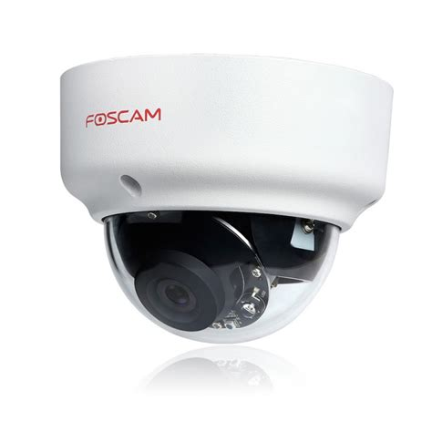 dome ip dome ip hd exterieure infrarouge foscam fi9961ep