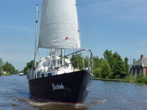 kajuitzeilboot kopen friesland keurige kajuitzeilboot sneekermeer 800 advertentie 584842