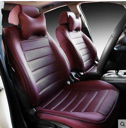 Suzuki Leather Seats Leather Customize Car Seats Covers Auto Cushion Set For