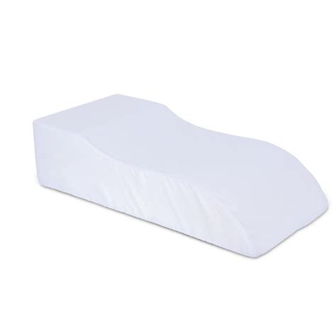 upright pillow for bed pillow leg support for sleeping wedge pillow amazon