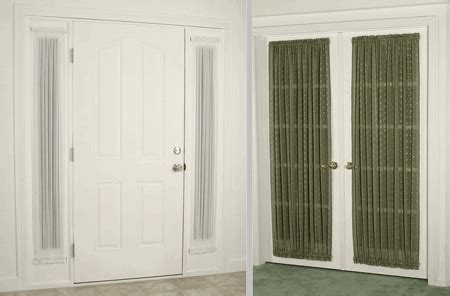 french door curtain company best 25 sidelight curtains ideas on pinterest