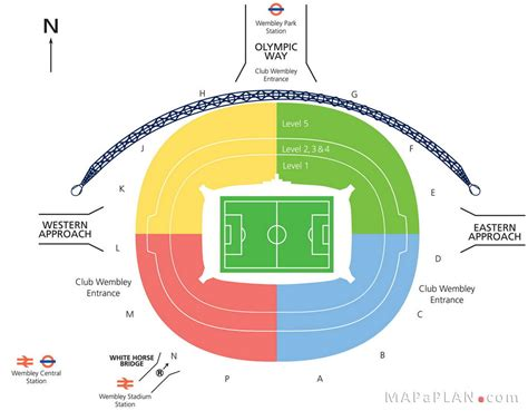 wembley stadium seating plan detailed layout mapaplan com wembley stadium detailed seating plan images