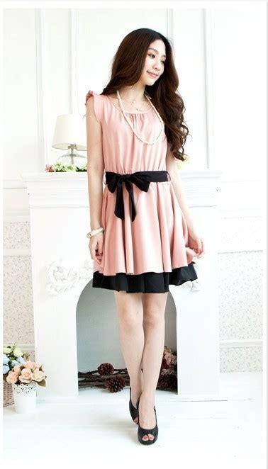 Dress Import Murah A30906 Pink legging wanita import modis model terbaru jual murah