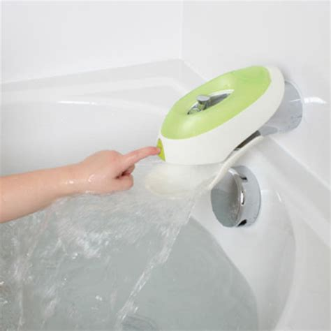 Bathtub Faucet Cover For Babies by Boon Flo Water Deflector And Protective Faucet Cover