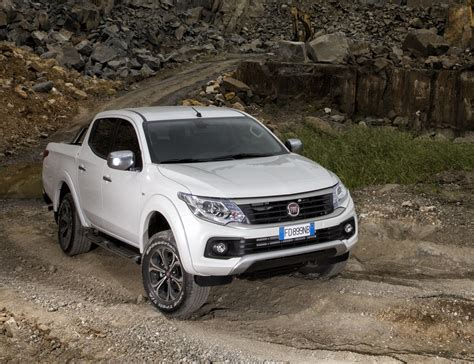 Fiat Fullback (2016) First Drive   Cars.co.za