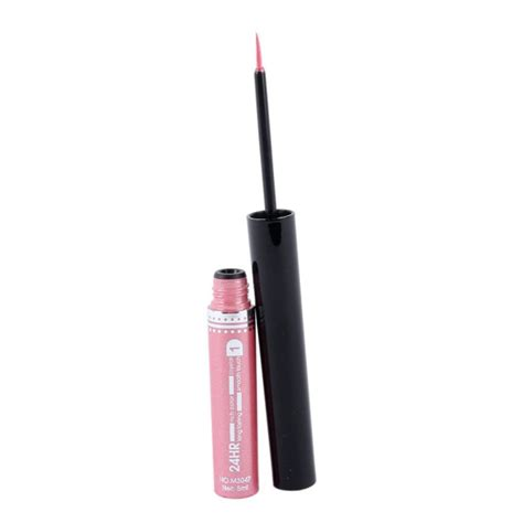 Lipstik Pensil Makeover smooth makeup eyeliner glitter lip liner eye shadow cosmetic eyeliner pencil pen ebay