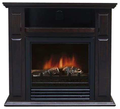 Realistic Electric Fireplace Electric Fireplace Space Heater With Realistic Freestanding Stoves By Beyond Furniture