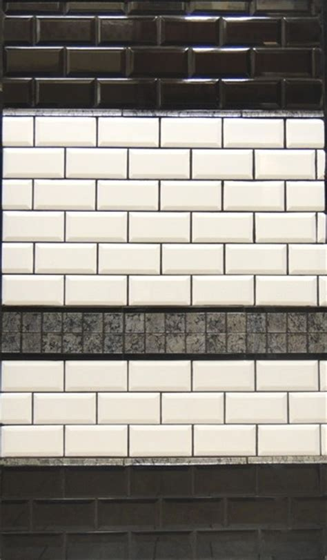 modern funky subway tile design modern tile other metro by tiles unlimited inc